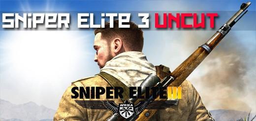 Sniper Elite 3 Uncut